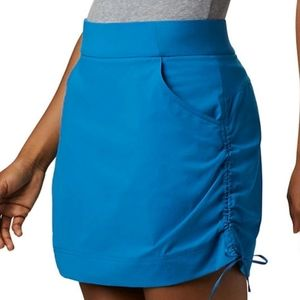 Columbia ANYTIME Casual Stretch Skorts NEW